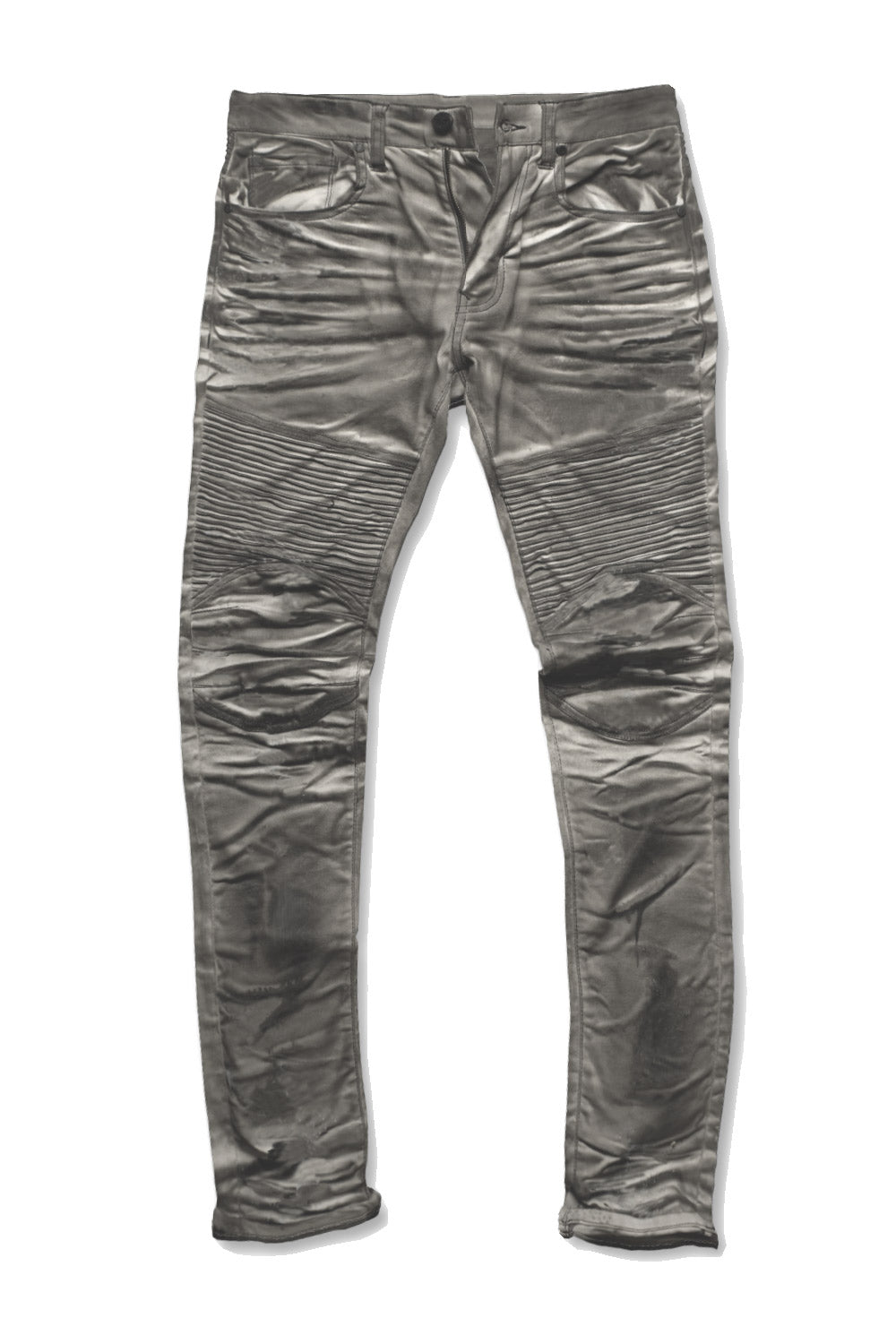 Jordan Craig - Aaron - Vandal Moto Denim (Light Grey)