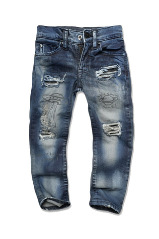 Jordan Craig - Kids Galaxy Denim (Blue)