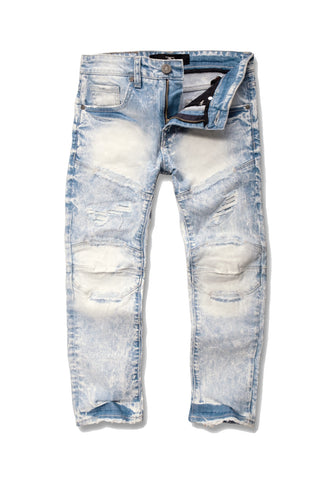 Kids - Wolverine Moto Denim (Arctic Wash)