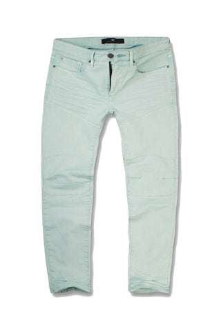 Jordan Craig - Kids - Louisville Moto Denim (Mint)