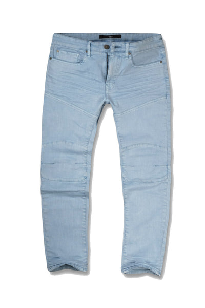 Jordan Craig - Kids - Louisville Moto Denim (Baby Blue)