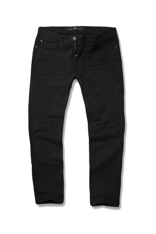 Jordan Craig - Kids - Louisville Moto Denim (Black)