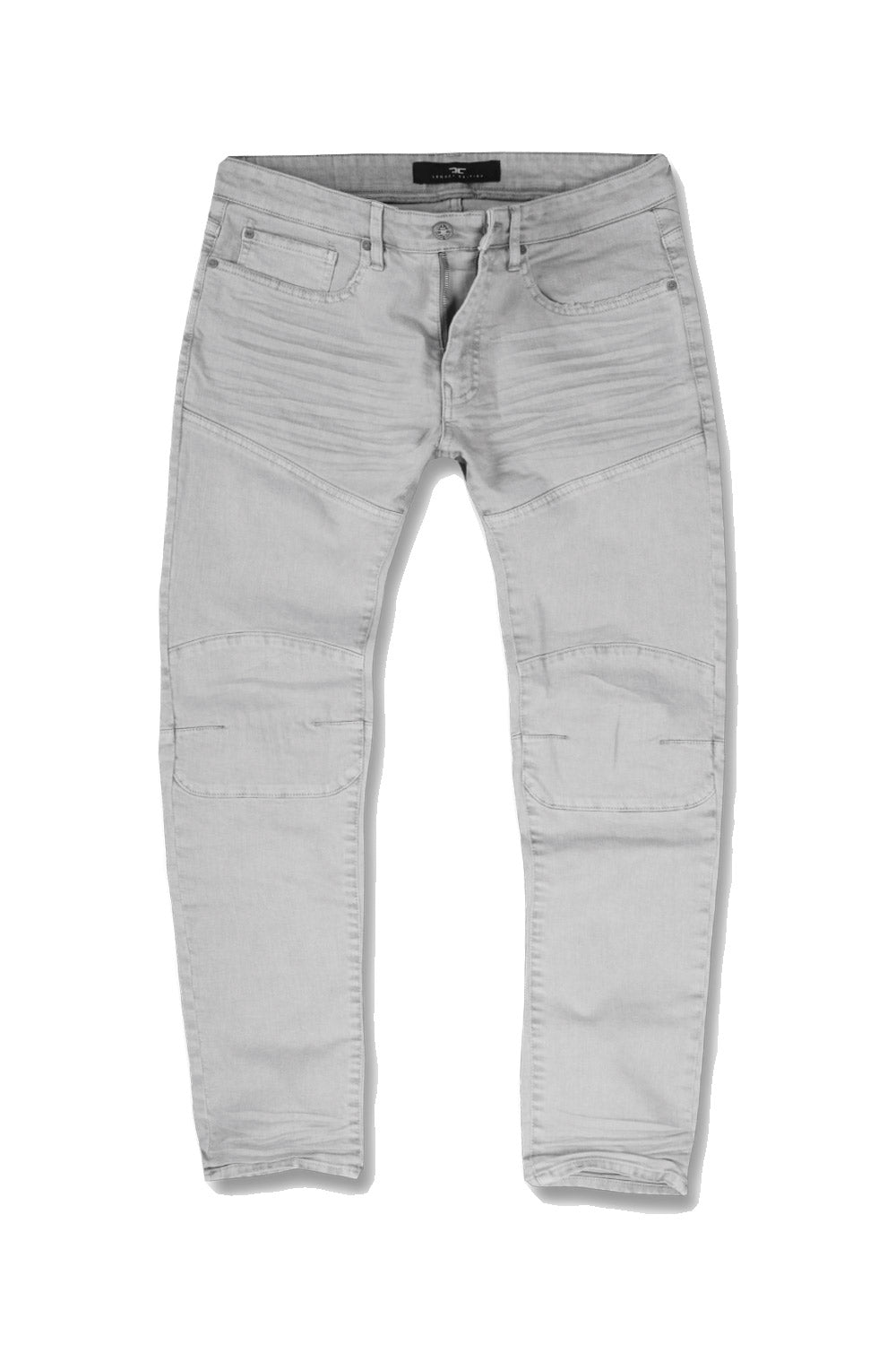 Jordan Craig - Kids - Louisville Moto Denim (Light Grey)