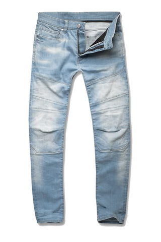 Jordan Craig - Aaron - Arsenal Moto Denim (Ice Blue)