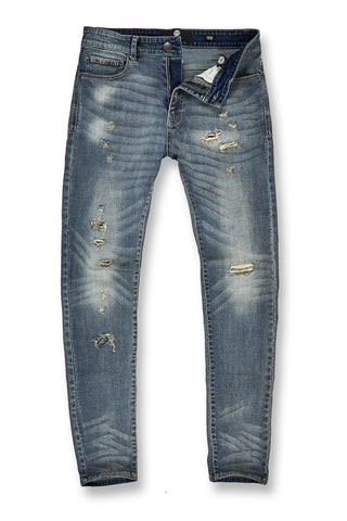 Aaron - Columbia Denim (Studio Blue)