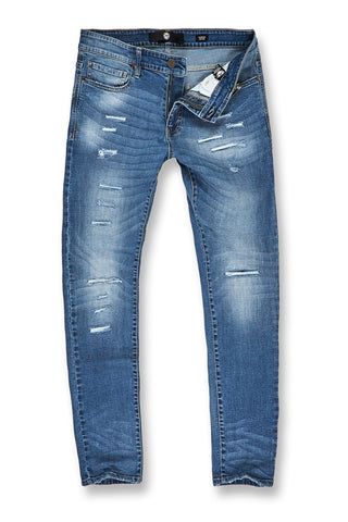 Aaron - Columbia Denim (Medium Blue)