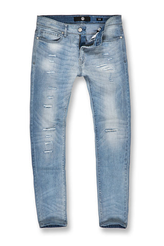 Aaron - Columbia Denim (Ice Blue)