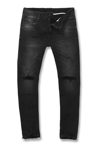 Sean - Monaco Denim (Black)