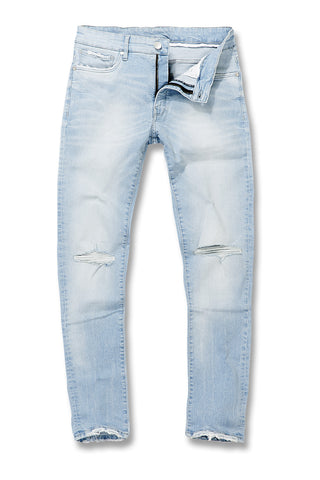 Sean - Monaco Denim (Ice Blue)