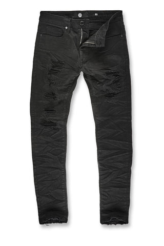 Sean - Chiseled Denim 2.0 (Jet Black)