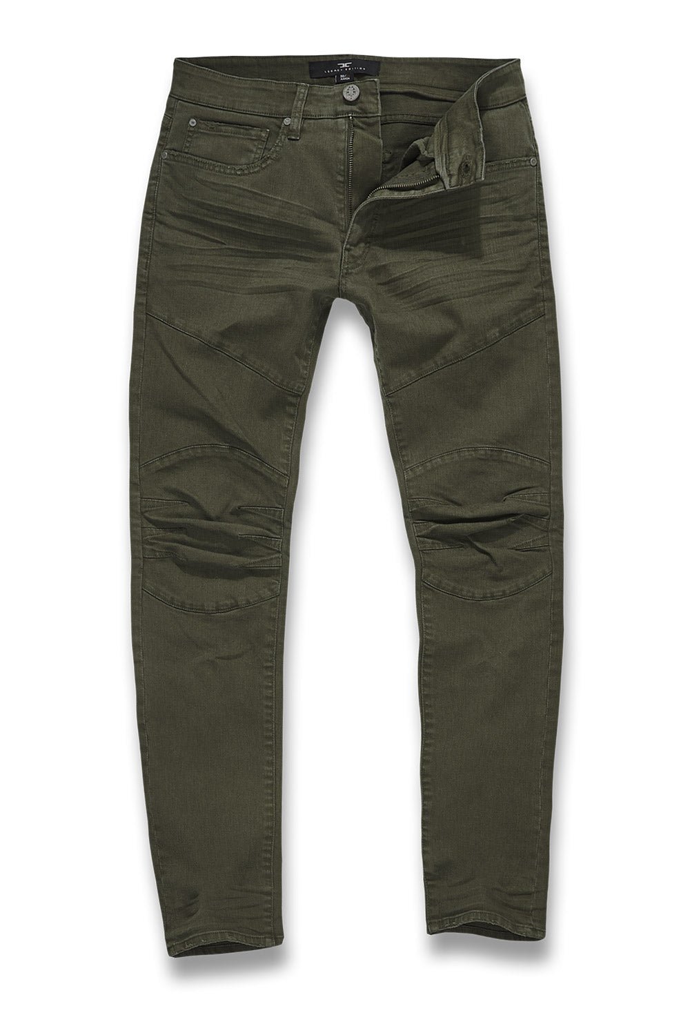 Jordan Craig - Aaron - Lexington Moto Denim (Army Green)