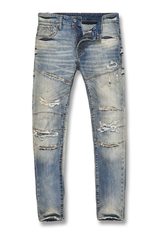 Jordan Craig - Aaron - Geneva Moto Denim (Antique)