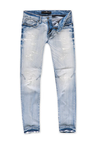 Jordan Craig - Aaron - Barcelona Denim (Ice Blue)