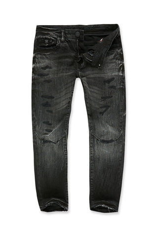 Jordan Craig - Kids Barcelona Denim (Black)