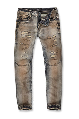 Jordan Craig - Aaron - Barcelona Denim (Copper Wash)