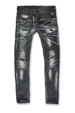 Sean - Ventura Denim (Industrial Black)