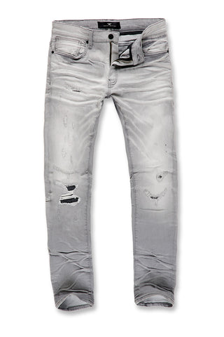 Jordan Craig - Aaron - Vancouver Denim (Light Grey)