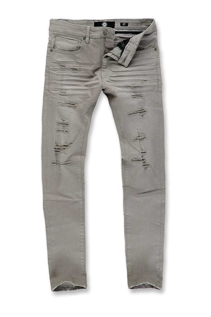 Jordan Craig - Sean - Marietta Denim (Light Grey)