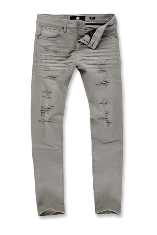 Jordan Craig - Aaron - Marietta Denim (Light Grey)