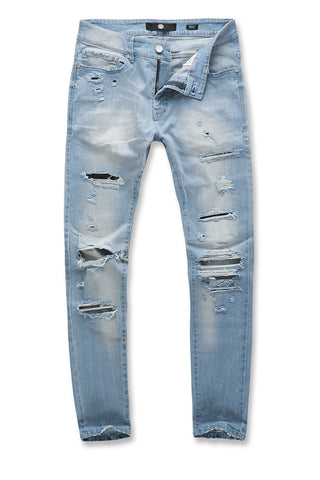 Sean - Sarasota Denim (Arctic Wash)