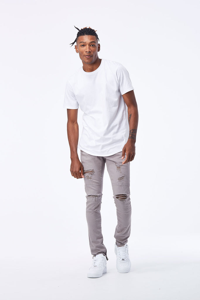 Jordan Craig - Sean - Revolt Twill Pants 2.0 (Light Grey)