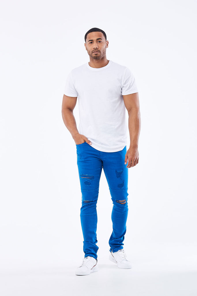 Jordan Craig - Sean - Revolt Twill Pants 2.0 (Royal)