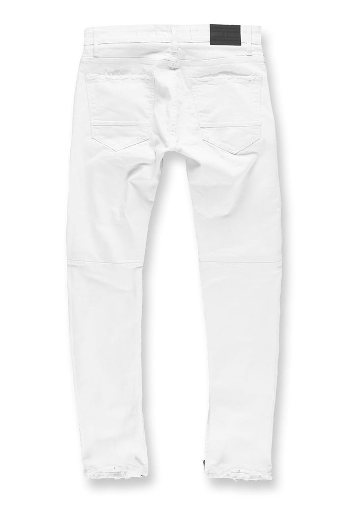 Jordan Craig - Sean - Revolt Twill Pants 2.0 (White)
