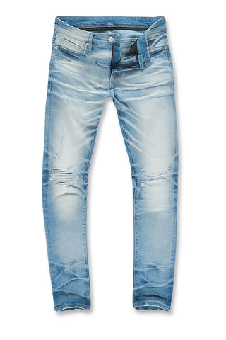 Sean - Brick City Denim (Ice Blue)