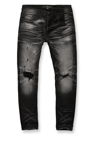 Sean - Brick City Denim (Black Shadow)