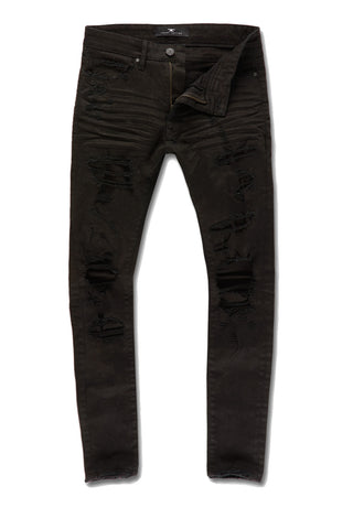 Jordan Craig - Sean - Irvine Denim (Jet Black)