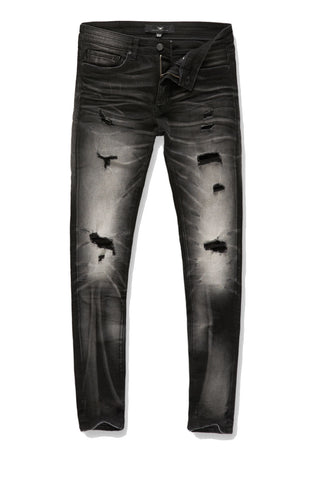 Sean - Loyola Denim (Industrial Black)
