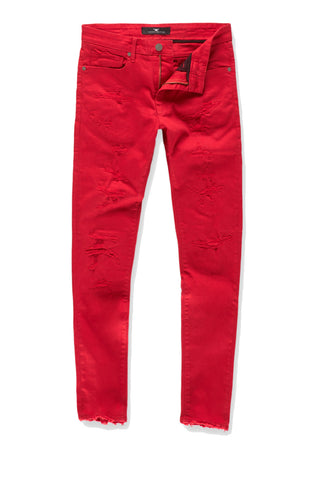 Jordan Craig - Aaron - Tribeca Twill Pants (Red)