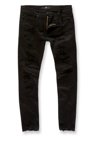 Jordan Craig - Big Men's Tribeca Twill Pants (Black)
