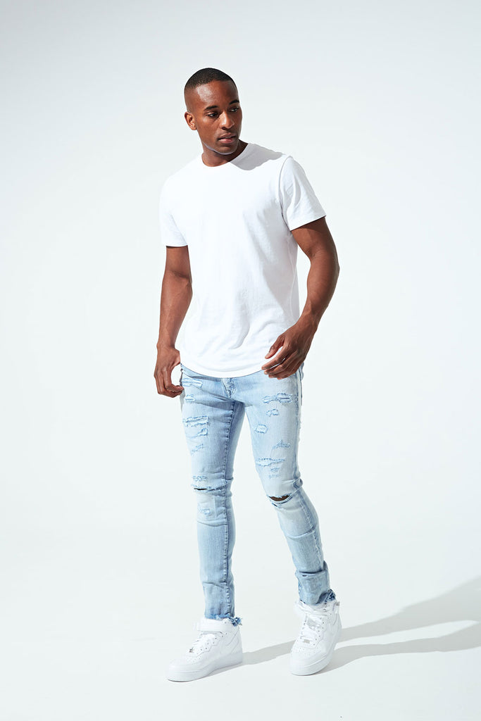Sean - Logan Denim (Ice Blue)