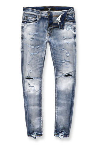 Sean - Logan Denim (Aged Wash)