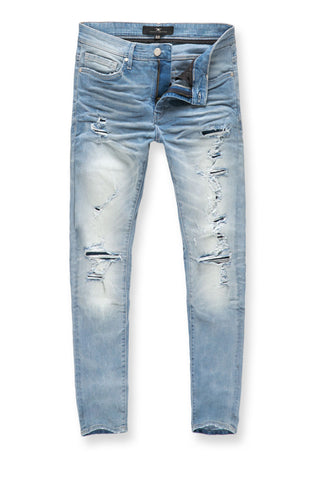 Sean - Pilsen Denim (Ice Blue)