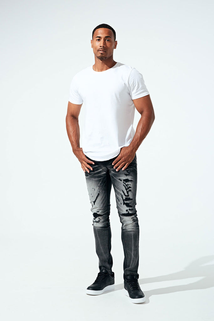 Jordan Craig - Sean - Pilsen Denim (Industrial Black)