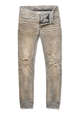 Jordan Craig - Sean - Aztec Denim (Antique Grey)