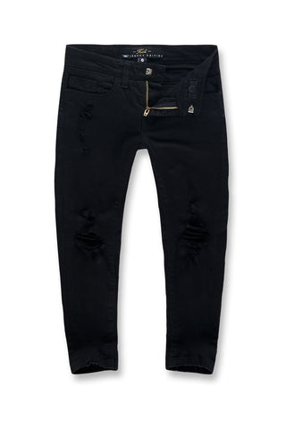 Jordan Craig - Kids Asbury Denim (Jet Black)