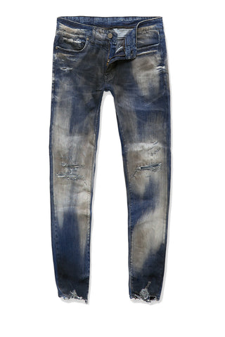 Jordan Craig - Big Men's Sedona Denim (Aged Wash)