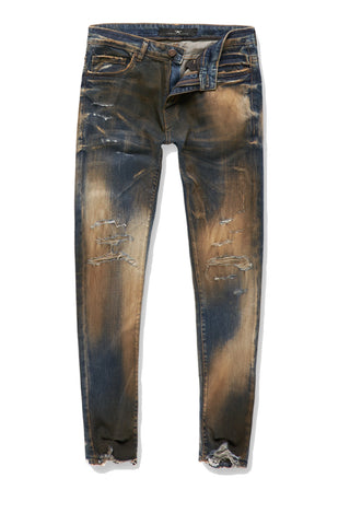 Jordan Craig - Big Men's Sedona Denim (Copper Wash)