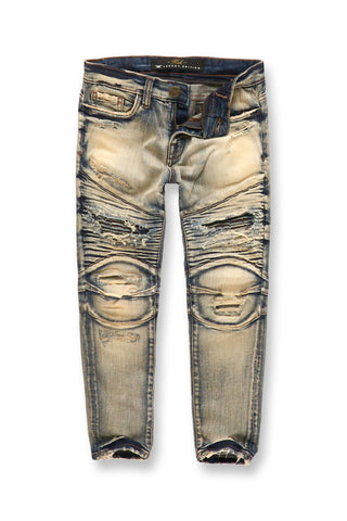 Kids Eastside Moto Denim (Desert Storm)
