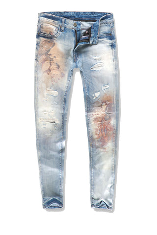 Jordan Craig - Aaron - Rising Sun Denim (Ice Blue)