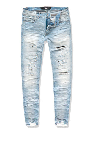 Jordan Craig - Sean - Crushed Denim (Ice Blue)