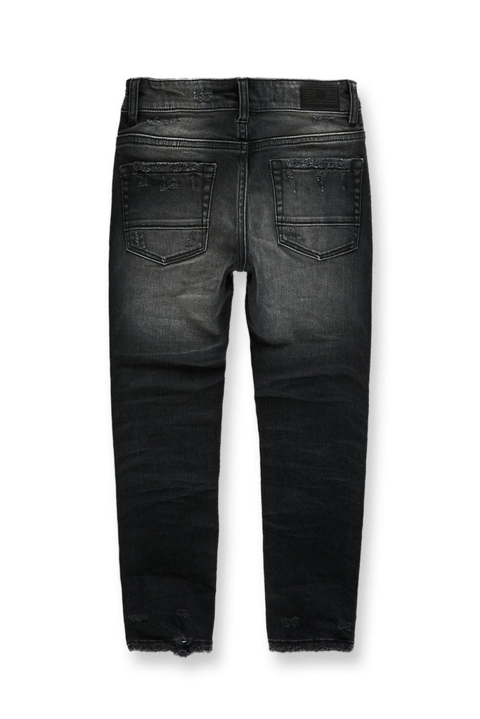 Jordan Craig - Kids Hawthorne Denim (Black Shadow)