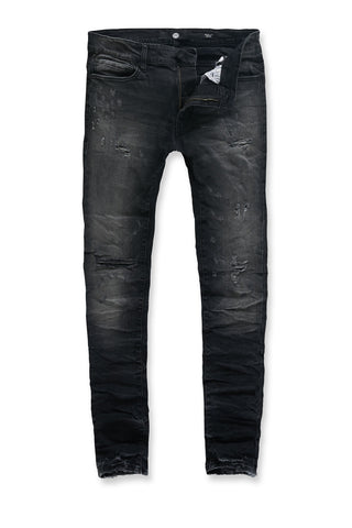Sean - Hawthorne Denim (Black Shadow)