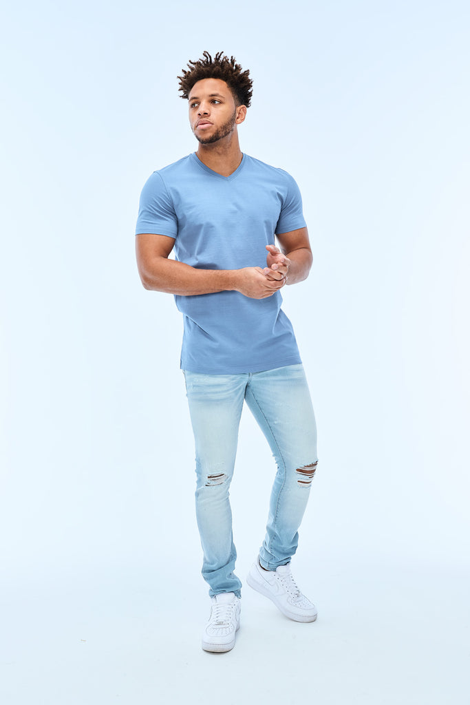 Jordan Craig - Sean - Boulder Denim (Ice Blue)