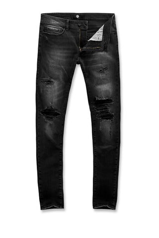 Jordan Craig - Sean - Encino Denim (Black Shadow)