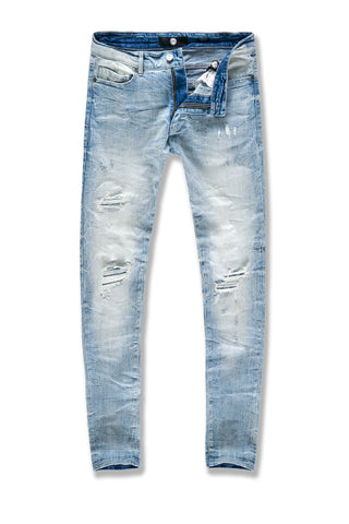 Aaron - Flushing Denim (Arctic Wash)