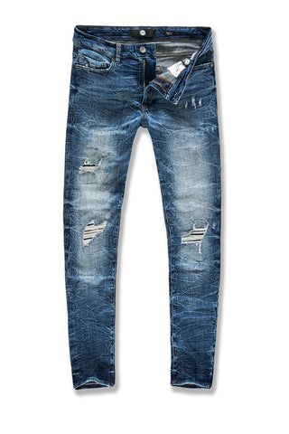 Aaron - Flushing Denim (Studio Blue)